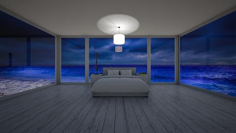 In The Middle of The Sea - Bedroom  - by Tanem Kutlu
