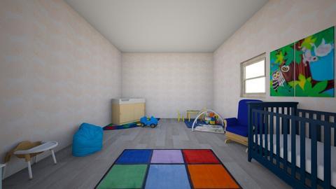 Gwen Godden Nursery  - Kids room  - by aevans1