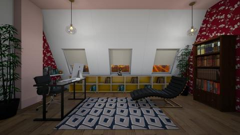 Sloping Ceiling Contest - by lusfale
