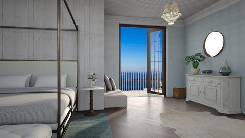 t_room - Minimal - Bedroom  - by tolo13lolo