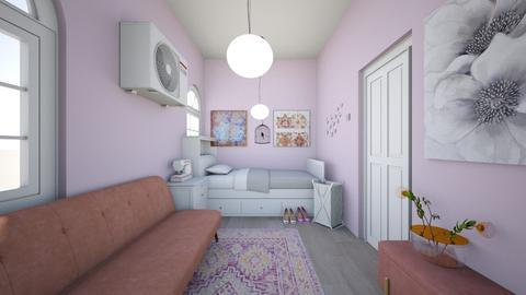Teen Girls Room - Classic - Kids room  - by Chicken202