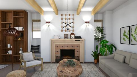 Natural LR - Living room  - by abbyt94