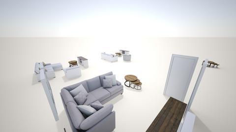 Living Room Option 4 - Living room - by ellie and matt