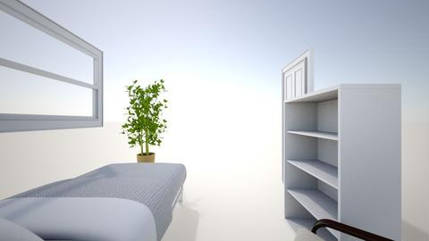 Bedroom - by Moji Thannarat
