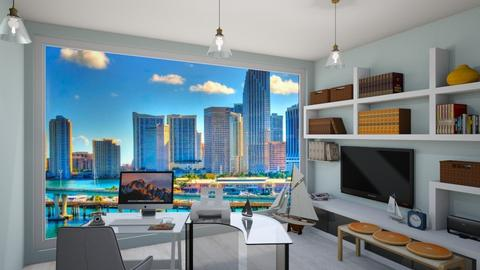 Miami office - by fippydude