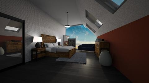 Jessica - Bedroom  - by Noa Jones
