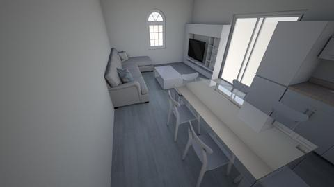 new house design - Living room  - by hassan27
