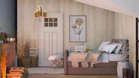 Bedroom 2 - Classic - Bedroom  - by MB2006