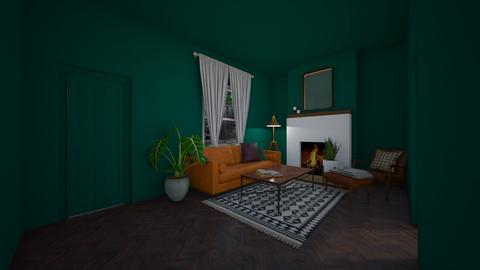Living Room - by issy96