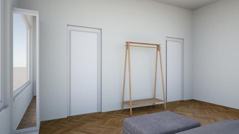 Slaapkamer - Modern - Bedroom  - by saradebrandt