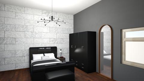 My bedroom - Eclectic - Bedroom  - by Davisonblade