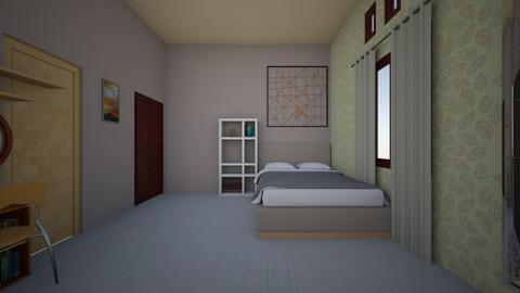 my room 2 - Bedroom - by toljon
