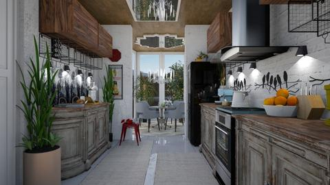 Paul_1 - Classic - Kitchen  - by matina1976