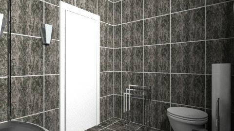 Bathroom - Vintage - Bathroom - by TheQueenD