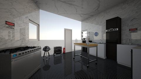 Byrons Kitchen  - Kitchen  - by byronr