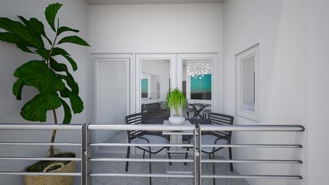 Condo Interiors_Balcony - Modern - Living room - by danes