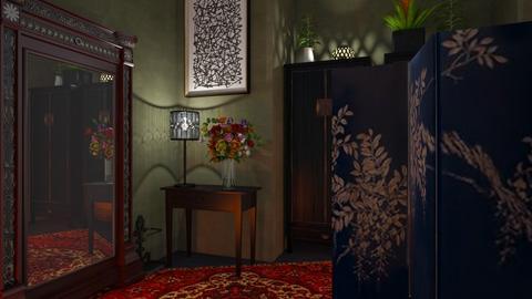 Dressing Room - by Yavanna