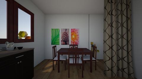 Kuhinja 5 - Kitchen  - by Slacki