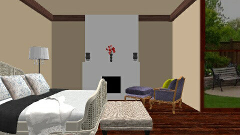 Comfort - Classic - Bedroom  - by Eliza Domann