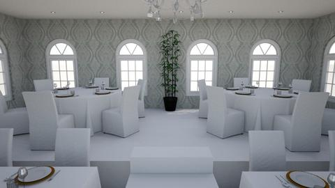 Dining Room 1 - Classic - Dining room  - by sherrylizhu