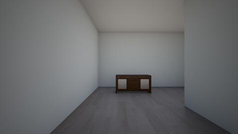 SalaComedor - Minimal - Living room  - by saquino
