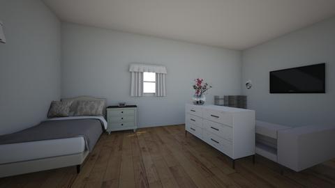 mary - Bedroom  - by zeiglem20