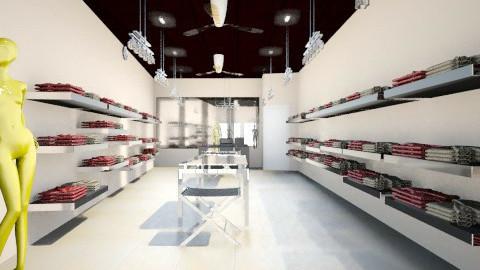 angamali shop - Modern - Office  - by Rakesh Jacob George