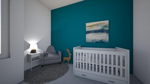 Nursery 3 - Kids room  - by klistone