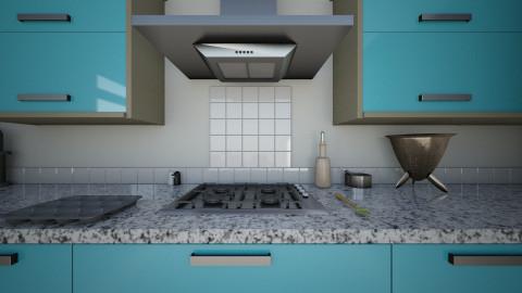meeeeeee123 - Classic - Kitchen  - by Tatia Boboxidze