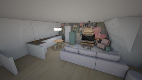 LRW  4 - Living room  - by valerietegenbos