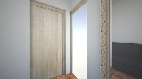 pieza f - Classic - Living room  - by sophia victoria rueda