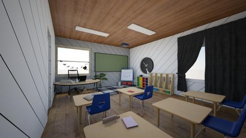 school - Kids room  - by 560054055