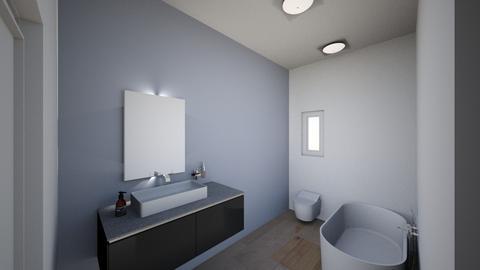 house - Bathroom  - by griffin_mae
