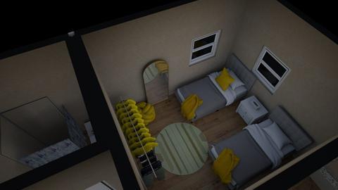 houes - Living room  - by amal_naeem27