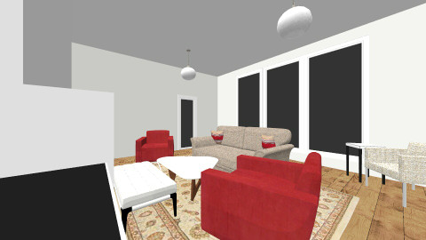 Guest house living room - Living room  - by giaconde
