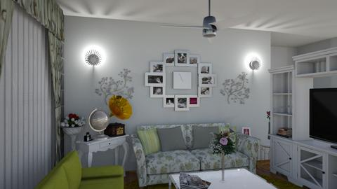 DREAMHOUSE LIVING  ROOM - Kitchen  - by LLOYDPAMORE