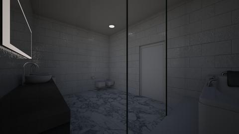 my home floor 2 - Bathroom  - by 32000