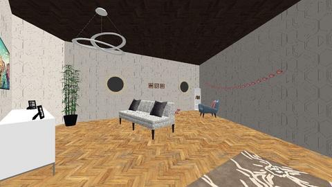 Family - Living room - by skye245_