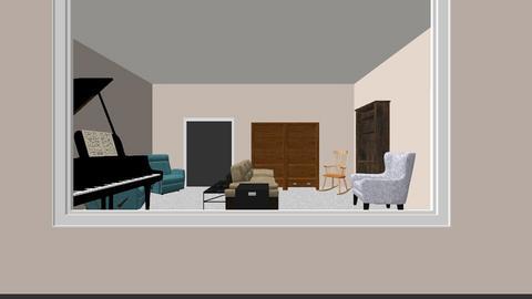 living - Living room - by Traer
