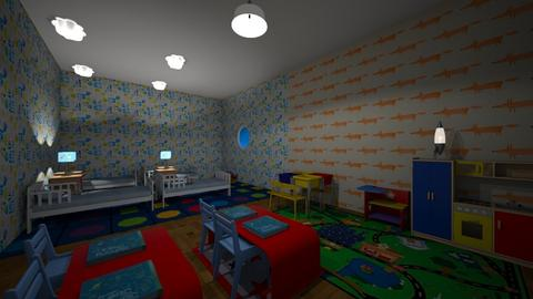 childrens B and B daycare - Kids room  - by goldenfang11
