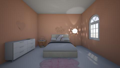 More Pink  - Bedroom - by Queen_Abi26
