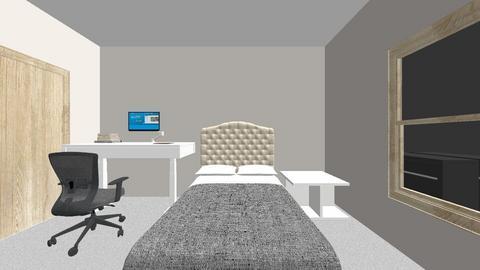 Rochester Apt Full REAL - Bedroom - by skschell