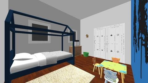 theos room - Kids room  - by claire0212