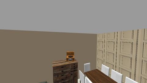 v - Living room  - by kedilerleyiim