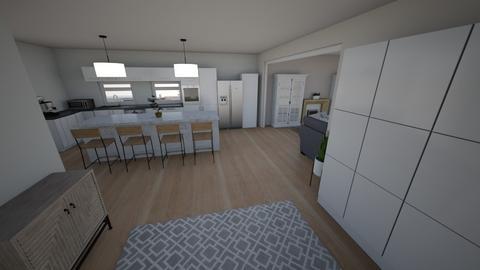 K Up 13 - Living room  - by Niva T