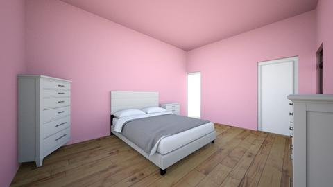 My room - Modern - Bedroom  - by Rebekahhhhh