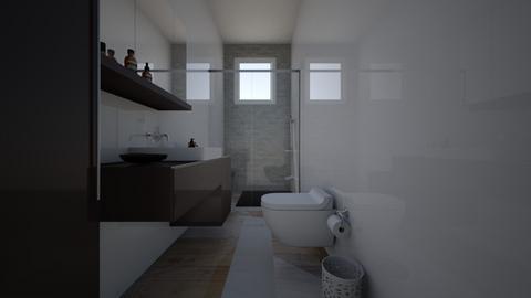 Bathroom 1 - Modern - Bathroom - by i3TeaTimei3