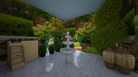 Moroccan - Garden  - by Avatarrr