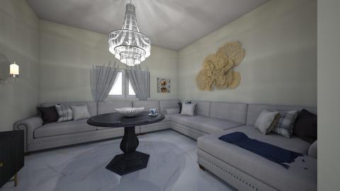 1 - Living room  - by saradecor