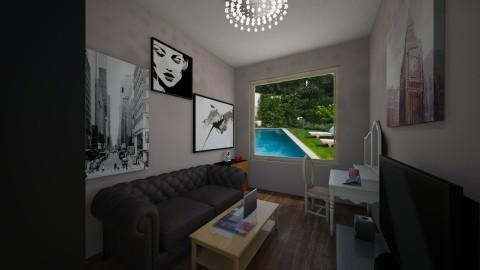 Mia Lis - Country - Bedroom  - by Mia Lis